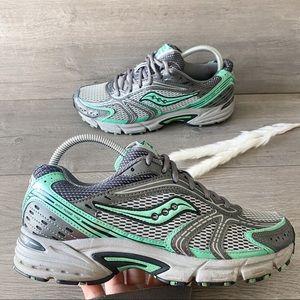 Saucony Grid Ridge Tre Running Shoes